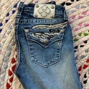Miss Me embellished Skinny jeans